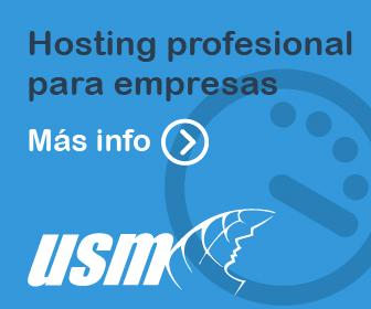 Hosting profesional para empresas