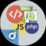 Exportar tabla HTML a Excel con JavaScript