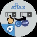 Combos dependientes con jQuery, Ajax y PHP
