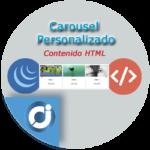 Carrousel de contenido HTML