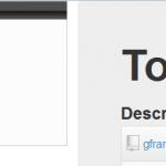 Tocify jQuery – Tabla de contenido