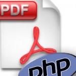 Generar un archivo PDF con contenido HTML