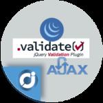 Validar formulario con jQuery Validate y procesar con Ajax
