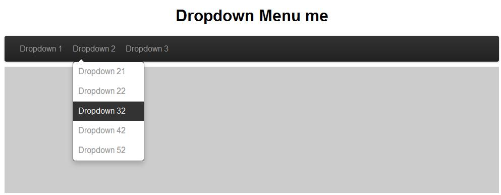 dropdown-me