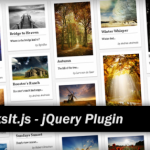 Blocksit jQuery Dynamic Grid Layout