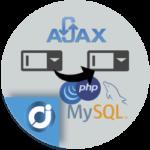 Combos dependientes con jQuery, Ajax y PHP con base de datos