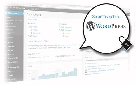 Secretos sobre WordPress