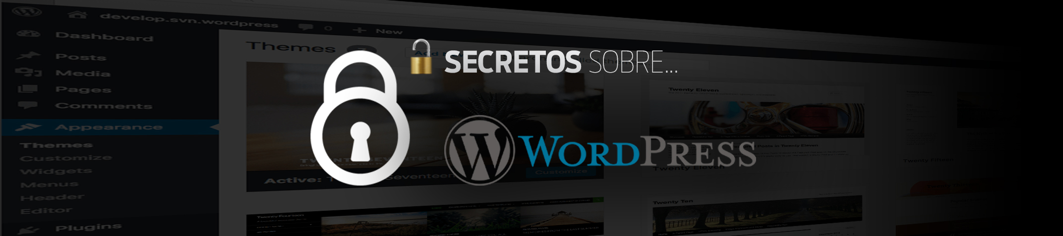Secretos sobre WordPress