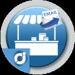 Gestión de los emails que se envían con JA Marketplace