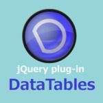DataTables jQuery plugin