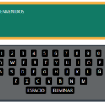 Teclado virtual con jQuery