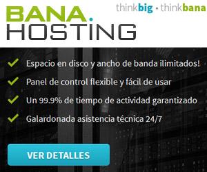 Hosting o servidor económico, funcional y asistencia técnica en español