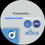 Barras de progreso con jQuery, Ajax y PHP