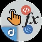 Usar funciones en lugar de eventos con jQuery