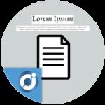 Texto de relleno con «Lorem ipsum»